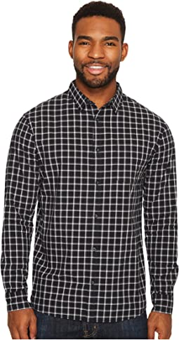 Quiksilver - Everyday Check Long Sleeve Shirt