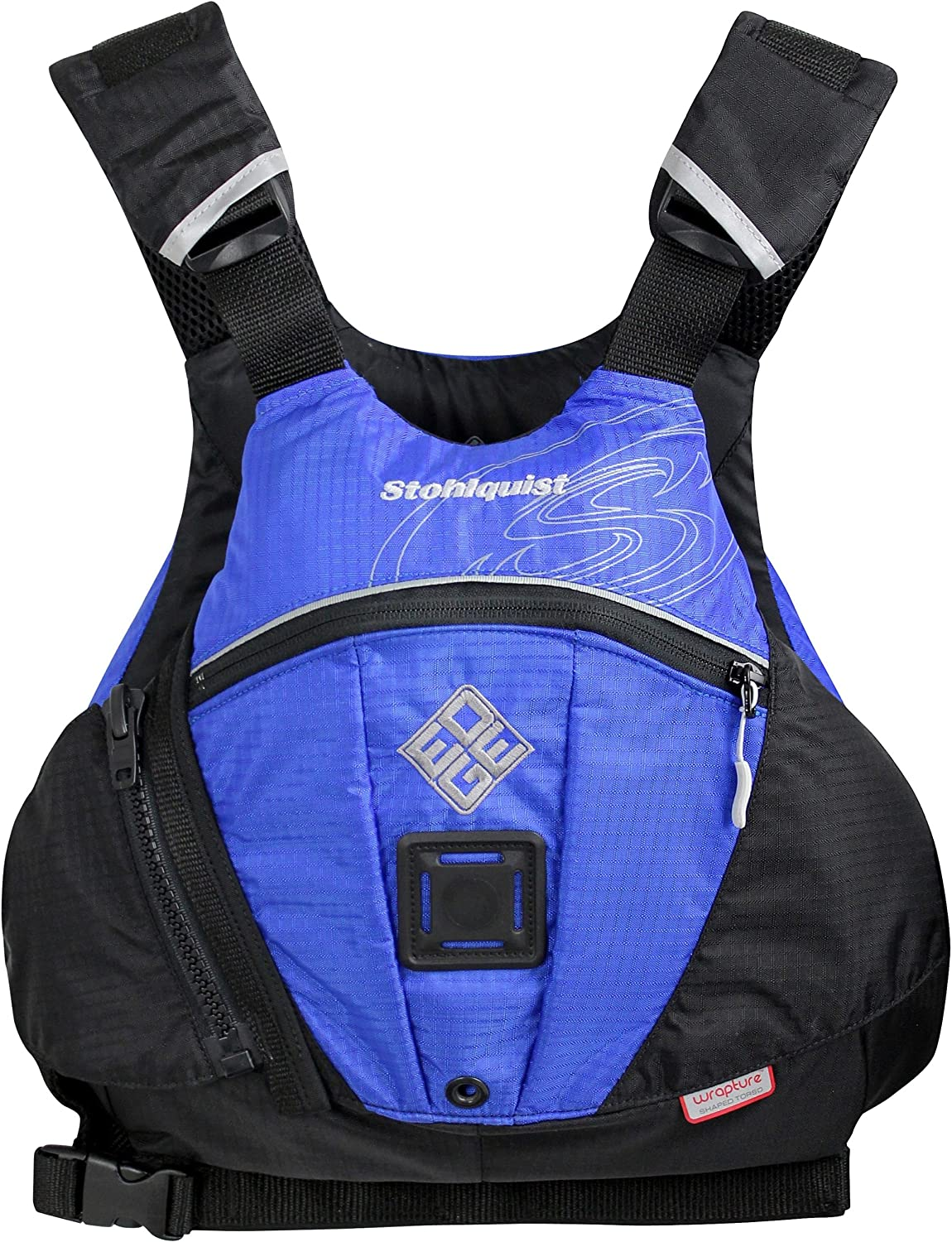 Stohlquist Edge Life Jacket, Royal bluee, XXLarge