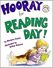 Hooray for Reading Day! (Jessica Worries)