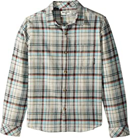 Billabong Kids - Coastline Flannel Top (Big Kids)