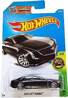 Hot Wheels 2016 HW Exotics Cadillac Elmiraj 75/250, Black