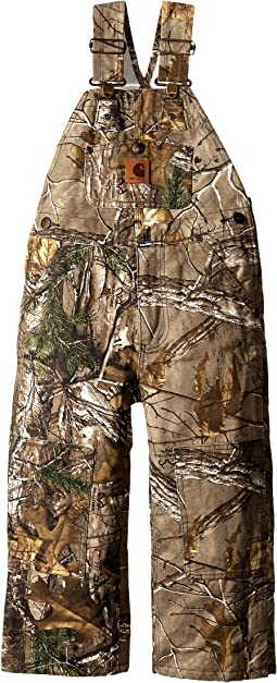 Camo Bib Overalls (Little Kids)