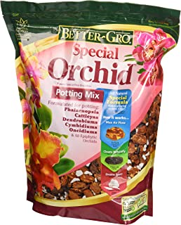 Sun Bulb 50000 Better GRO Special Orchid Mix, 4-Quart