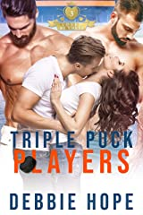Triple Puck Players: Loved by Three Book 3: Bay City Brawlers Hockey Romance Kindle Edition