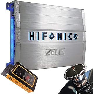 $129 » Hifonics ZG-1200.2 Zeus Gamma 2 Channel Super A/B Class 1200 Watt Car Audio Sound System Subwoofer Speaker Amp Amplifier w...