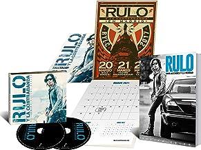 Rulo Y La Contrabanda - Basado En Hechos Reales (Cd Doble + Calendario + Libro) Edición Firmada