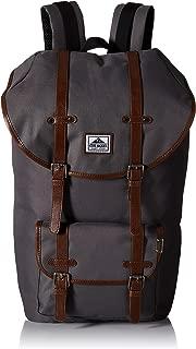 Steve Madden Men's Utility Backpack, Grey, One Size