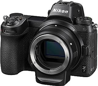 Nikon Z 7 Mirrorless Digital Camera with FTZ Mount Adapter