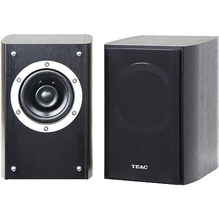 TEAC Reference 301 同軸2ウェイスピーカー ハイレゾ音源対応 ブラック LS-301-B