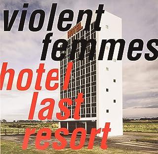 Hotel Last Resort (Blue Vinyl)