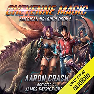 Cheyenne Magic: An Urban Fantasy Harem Adventure: American Dragons Series, Book 2