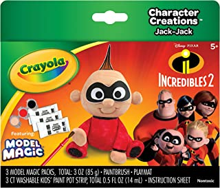 Crayola Model Magic Incredibles 2 Character Creations