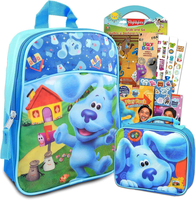 Blue's Clues Mini Backpack Lunch Box Set Louisville-Jefferson County Mall Pc Luxury ~ For Kids School 5