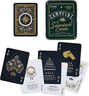 Campfire Survival Cards Card Game