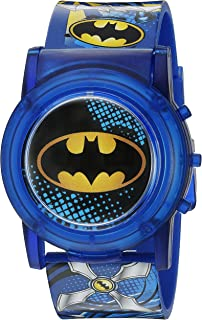 DC Comics Batman Boys LCD Pop Musical Watch (Model:...