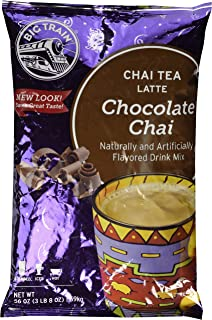 Big Train Chai Tea Chocolate 3.5 lb bulk