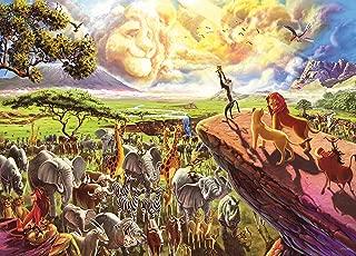 Ceaco Disney The Lion King Jigsaw Puzzle, 1000 Pieces