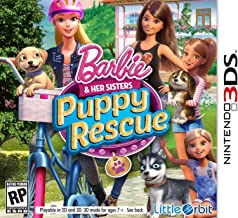 Best barbie and her sisters puppy rescue 3ds Reviews