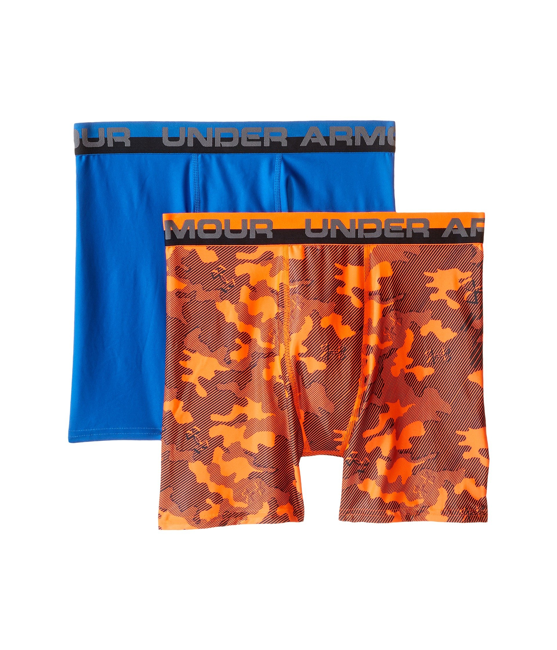 Ropa Interior para Niño Under Armour Kids O-Series Novelty 2-Pack (Big Kids)  + Under Armour en VeoyCompro.net