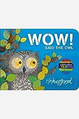 WOW! Said the Owl Kindle Edition