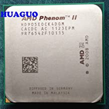 AMD Phenom II X4 905e Deneb 2.5 GHz Quad-Core CPU Processor HD905EOCK4DGI Socket AM3 2MB L2 Cache 65W