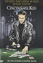 CINCINNATI KID, THE (DVD)