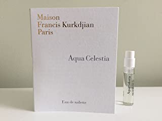 Maison Francis Kurkdjian AQUA CELESTIA Eau de Toilette, 2ml Vial Spray With Card