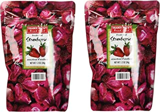 Trader Joe's Freeze Dried Strawberries (2 Pack)