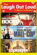 Here Comes the Boom / Paul Blart: Mall Cop / Zookeeper - Vol