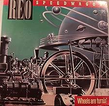reo speedwagon wheels are turnin vinyl