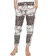 Michael Stars - Charlotte Print Drawstring Pants