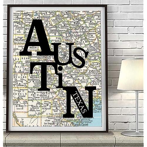 Austin Texas Gifts: Amazon com