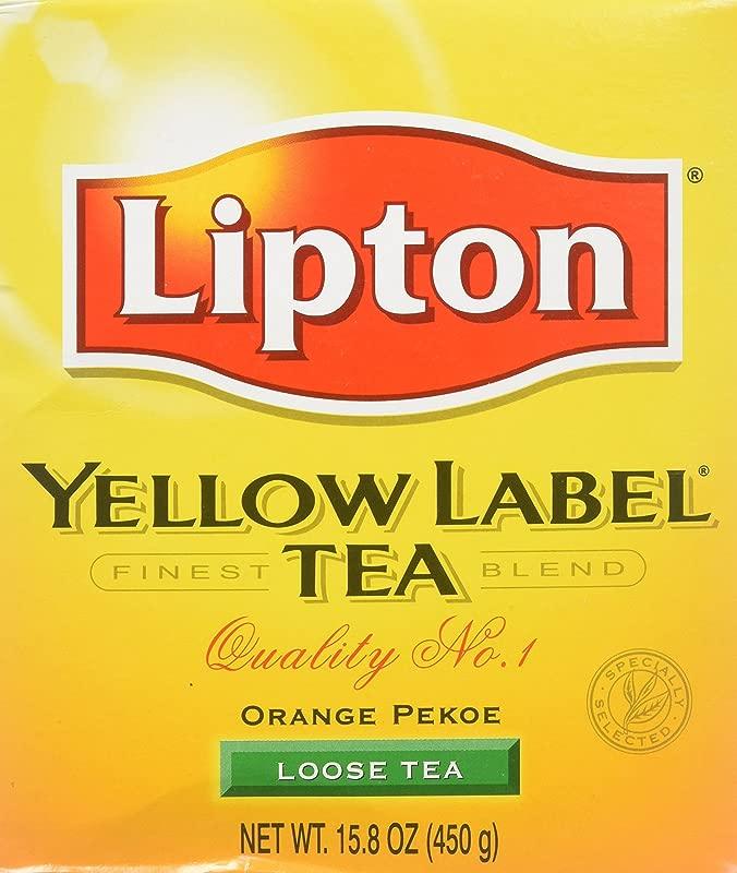 Lipton Yellow Label Tea Loose Tea 450g