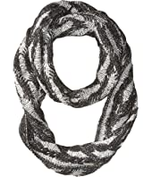Calvin Klein - Plaited Cable Infinty Scarf