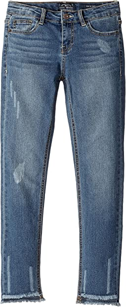 Lucky Brand Kids - Lynda Five-Pocket Jeans in Madeleine Wash (Big Kids)