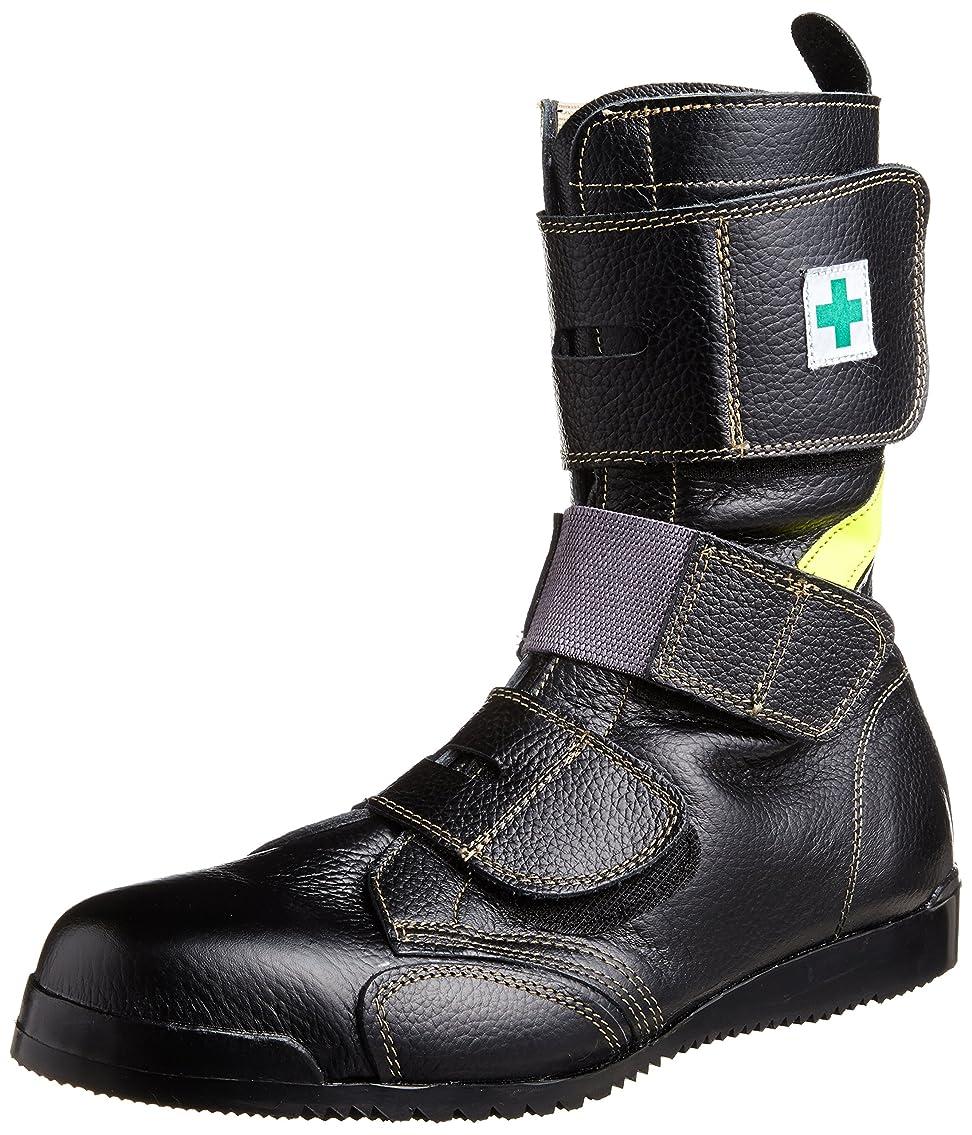 [ノサックス] 安全靴 高所用JIS規格 みやじま鳶マジック メンズ