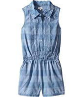 Splendid Littles - Gingham Check Romper (Big Kids)