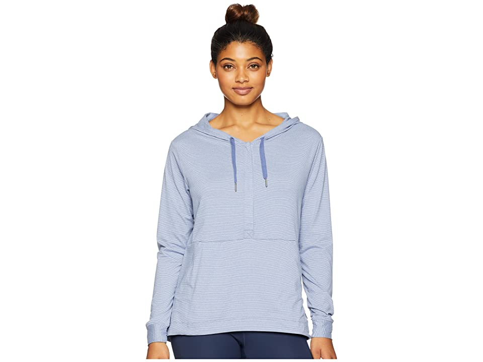 Columbia Reel Relaxed Hoodie (Bluebell) Women