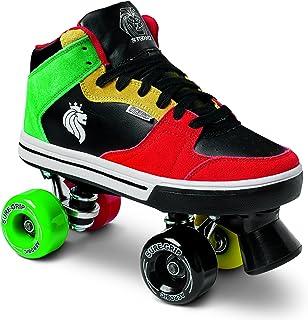 Sure-Grip Rasta Mid Top Roller Skates