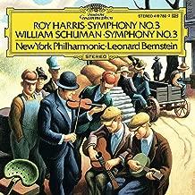 Roy Harris: Symphony No. 3 / William Schuman: Symphony No. 3