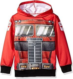 Boys' Big Optimus Prime Costume Hoodie