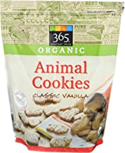 365 Everyday Value, Organic Animal Cookies, Classic Vanilla, 16 oz