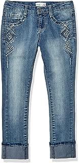 Girls' Denim Skinny Bling Fashion Jeans