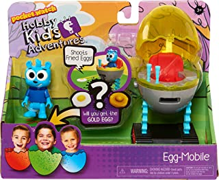 Hobby Kids Action Figures - Egg, Multicolor