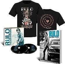 Rulo Y La Contrabanda - Basado En Hechos Reales (Cd Doble + Camiseta XL Chico + Libro) Edición Firmada