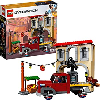 LEGO Overwatch Dorado Showdown Building Kit (419 Piece)