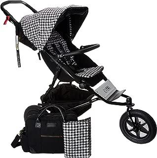 Mountain Buggy Urban Jungle Luxury Collection Stroller, Pepita