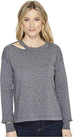 LNA - Perry Cut Out Sweater