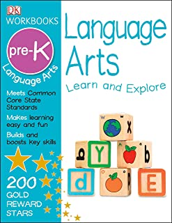 DK Workbooks: Language Arts, Pre-K: Learn and Explore