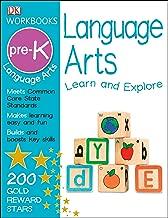DK Workbooks: Language Arts, Pre-K: Learn and Explore